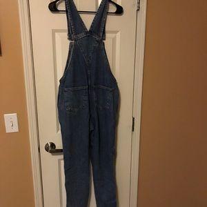 Boohoo Jeans - boohoo overall jeans